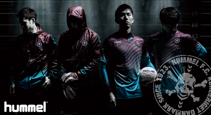 ヒュンメル FC.SKULL