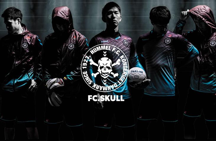 ヒュンメル FC.SKULL コレクション