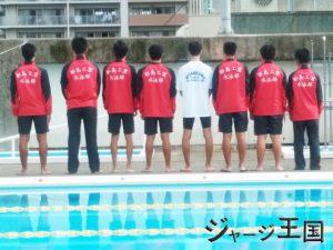 都島工業高校水泳部様