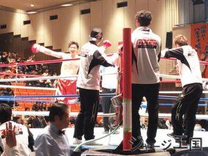 東拳ボクシングジム様