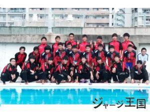 都島工業高校水泳部 様のジャージ