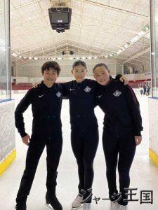 早稲田大学フィギュアスケートチーム 様のジャージ